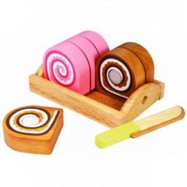 Houten Cakeset Im Toy