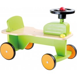 Houten Loopfiets Tractor - Small Foot