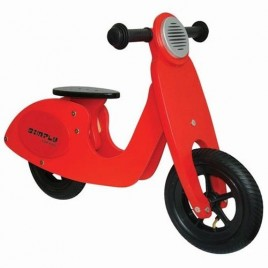 Houten loopfiets scooter Simply For Kids