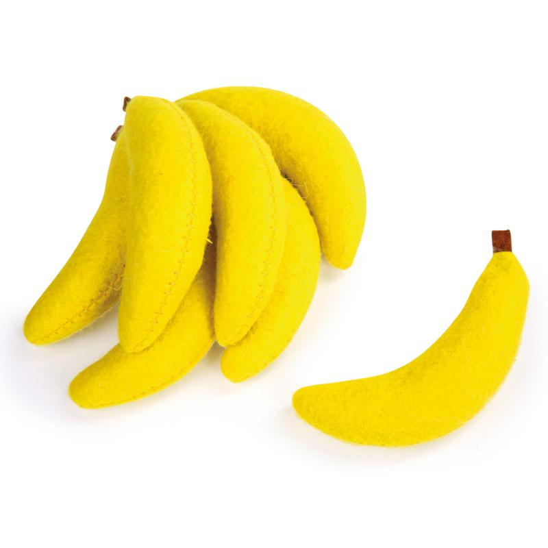 Bananen - vilt