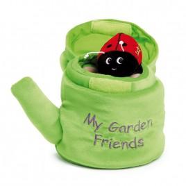 Kindergieter van stof - mijn tuinvrienden