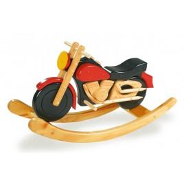 """Houten schommelfiguur Chopper """"Easy Rider"""""""